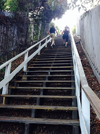 "Santa Monica ""The Stairs"" #2"